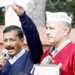 Kejriwal ends protest, two cops sent on leave