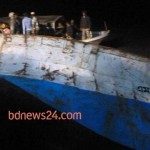 35 rescued from capsized launch