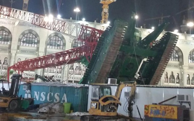 Bangladesh national dead in Friday's Makkah Masjid Al-Haram crane mishap