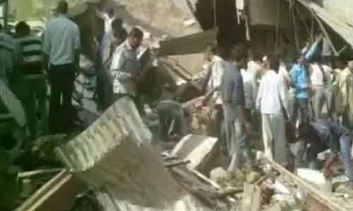 80 killed in gas cylinder explosion in India