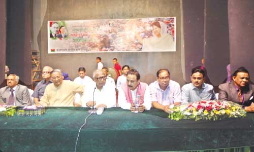 Wage movement against govt attempt to send Khaleda to jail: discussion